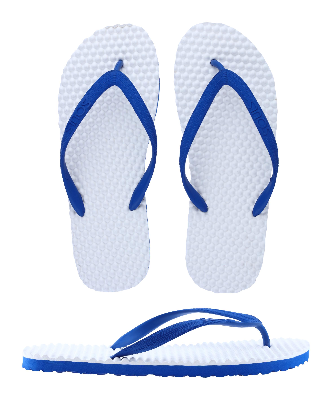Souls Thongs Original Massage Holiday Blue
